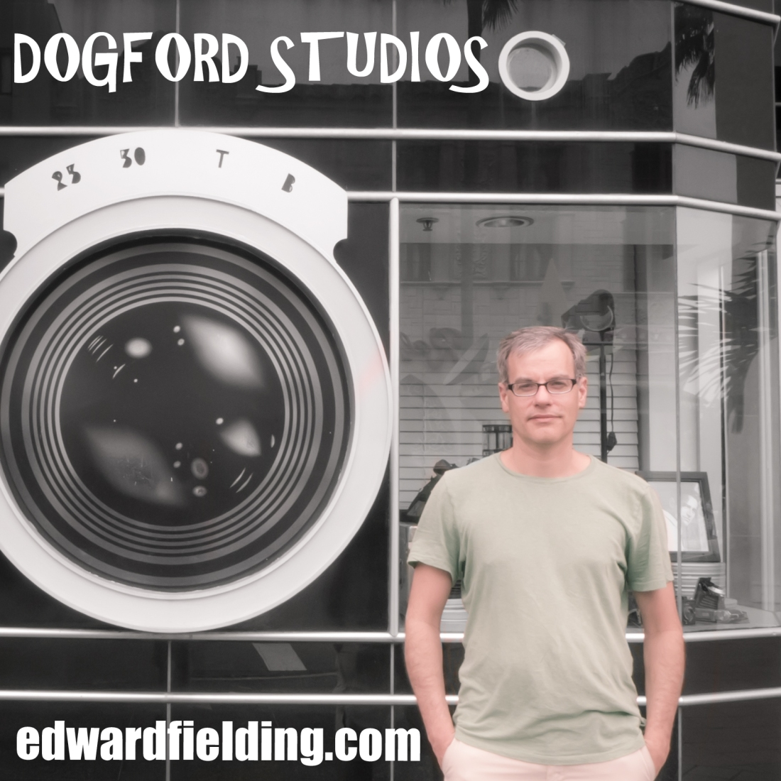 Edward Fielding at Dogford Studios