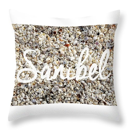Sanibel Island Florida Pillow